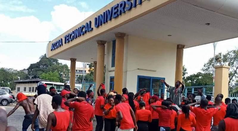 Illegal strike: Technical University teachers to lose salaries and jobs