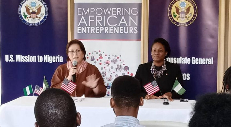 U.S government says Nigeria's entrepreneurs key to Africa's prosperity