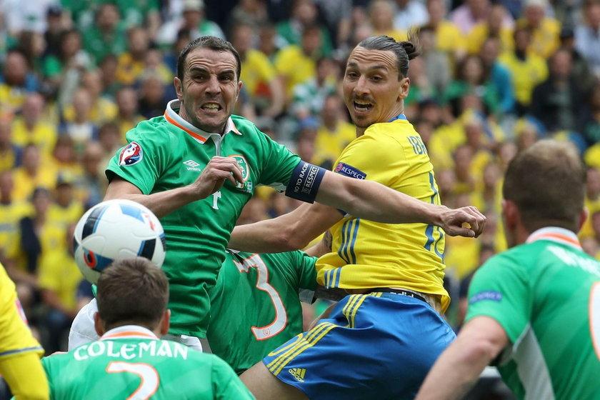 Zlatan Ibrahimović nie dostawał podań od kolegów
