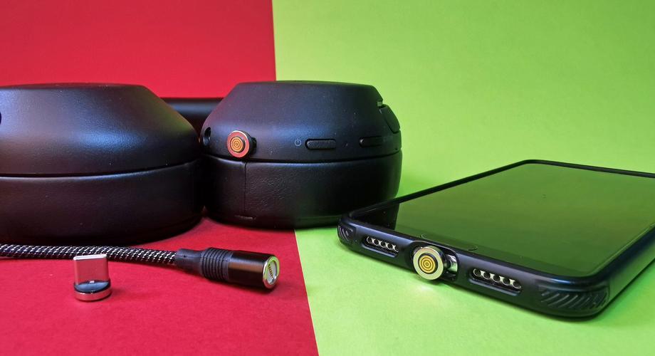magnetische USB-Kabel