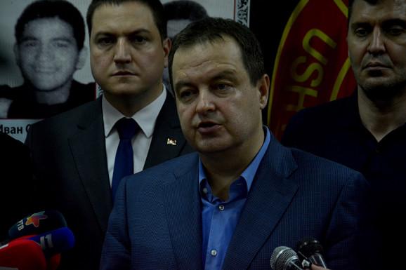 Ivica Dačić u Goraždevcu