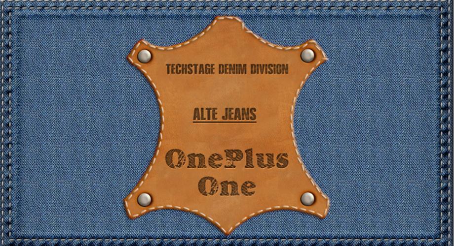 Alte Jeans: OnePlus One