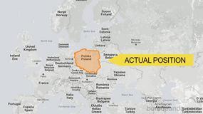 Polska na Morzu Norweskim? Zobacz niezwykłe mapy