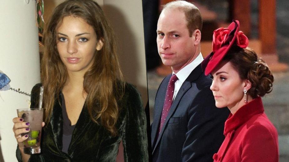 Rose Hanbury, książę William, Kate Middleton