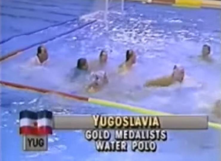 Vaterpolisti Jugoslavije