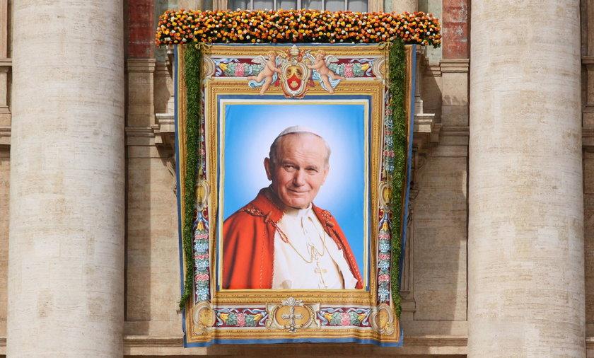 Pontyfikat Jana Pawła II trwał 26 lat 5 miesięcy i 16 dni