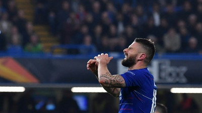 No room for sentiment as Giroud gears up to face Arsenal