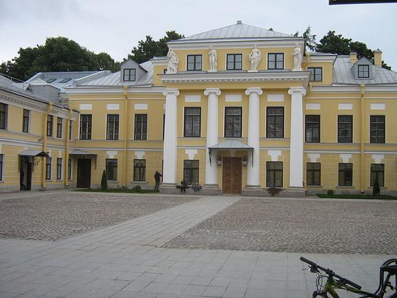 Dvorac Bobrinskih