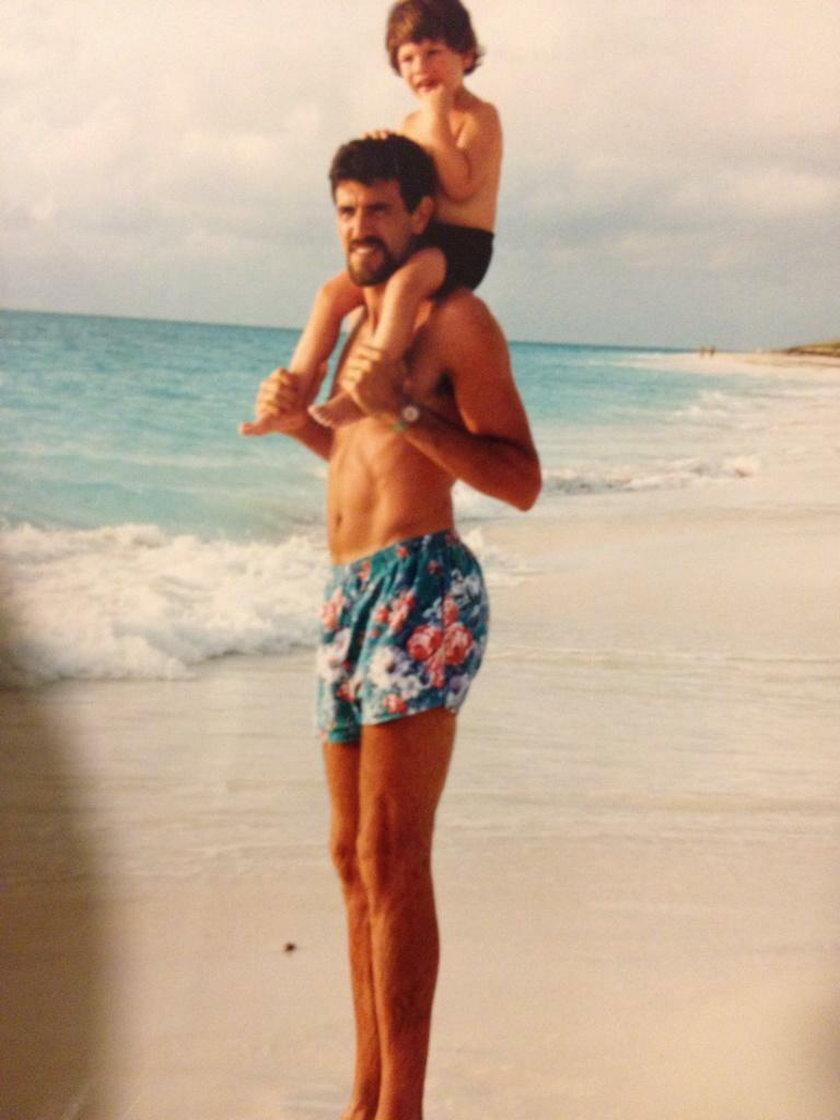 Siatkarskie ciacho Facundo Conte pokazał zdjęcie jako dziecko!