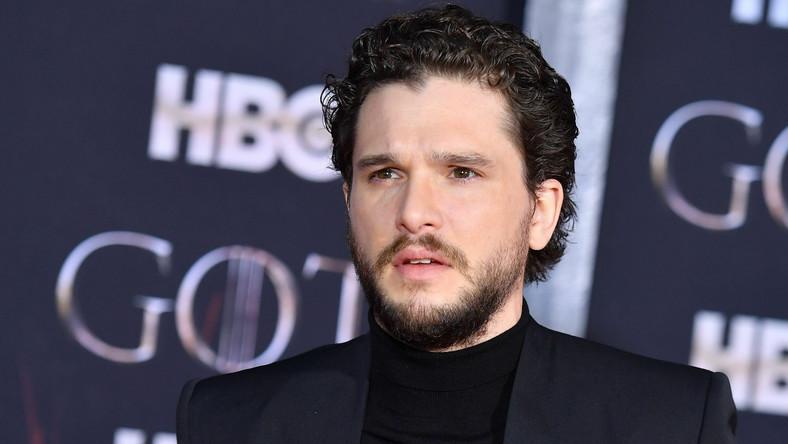 'Thrones' Star Kit Harington Checks Into Rehab