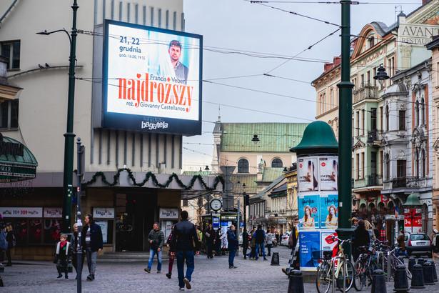 Teatr Bagatela w Krakowie