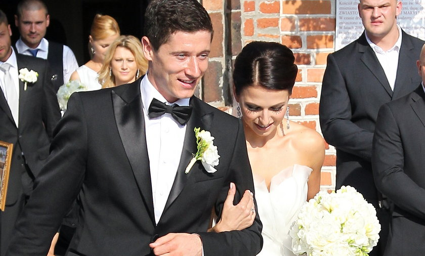 Ślub Roberta Lewandowskiego