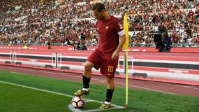 Gwiazdy piłki żegnają Francesco Tottiego