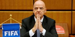 Prezydent FIFA zakażony koronawirusem
