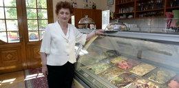 Pani Anna z Wrocławia pół wieku kręci pyszne lody!