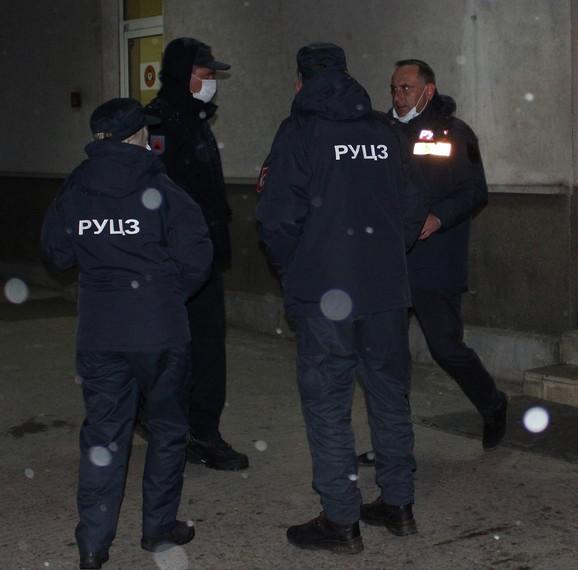 Dobro opremljen karantin na graničnom prelazu Gradiška.