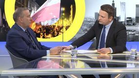 Grzegorz Schetyna: Zarzuty dla Donalda Tuska są możliwe. To polityczna zemsta