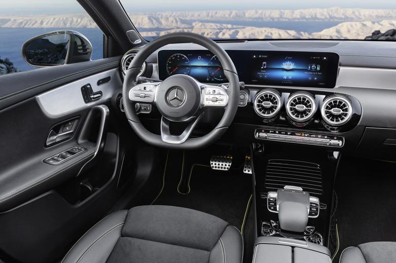 Nowy Mercedes Klasy A