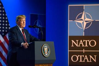 Czy przyszłość NATO jest zagrożona? Trump, Erdogan i Putin mogą doprowadzić do zerwania sojuszu