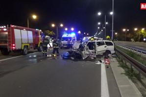 """Rođak taksiste koji je vozio u kontrasmeru: """"Ne verujem da je hteo da se ubije"""""""