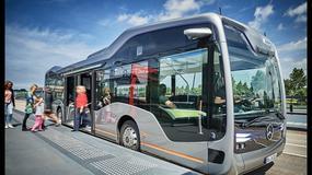 Mercedes Future Bus – przyszłość miejskich autobusów