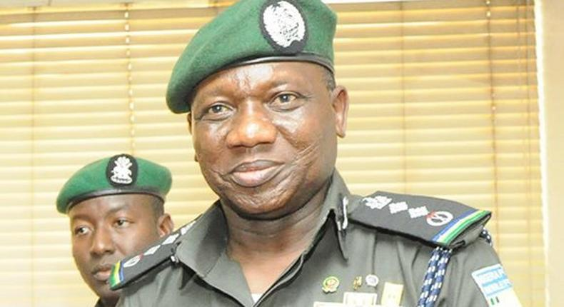 Nigeria Inspector General of Police, Ibrahim Idris.
