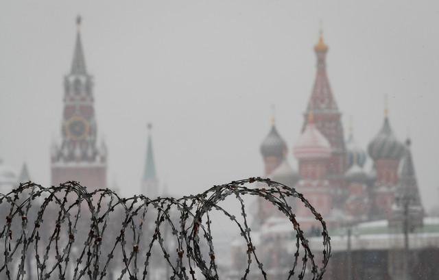 Zima u Moskvi