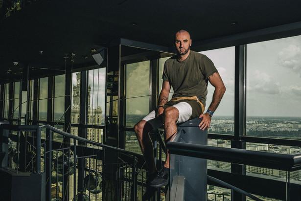 Marcin Gortat fot Maksymilian Rigamonti