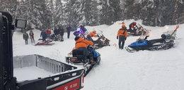 Akcja ratowników w Tatrach. Turyści potrzebowali pomocy