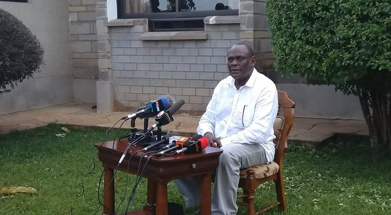 Murathe's 1 request to DP Ruto after resigning