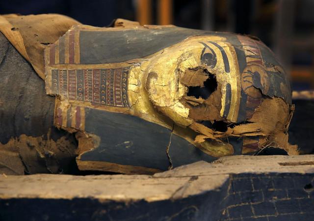 Mumija sina moćnog egipatskog sveštenika