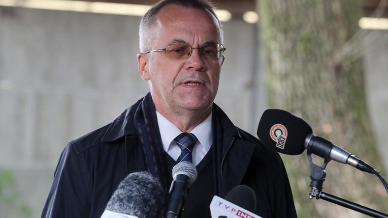 Wiceminister kultury, dziedzictwa narodowego i sportu Jarosław Sellin