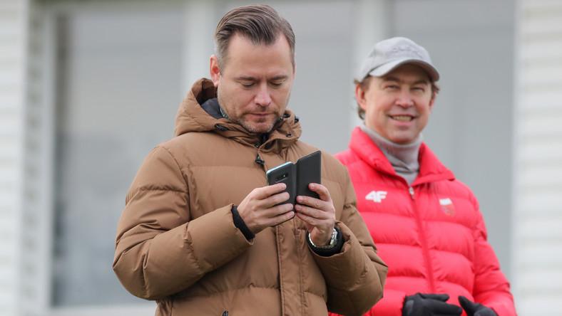 Krzysztof Stanowski i Michał Pol