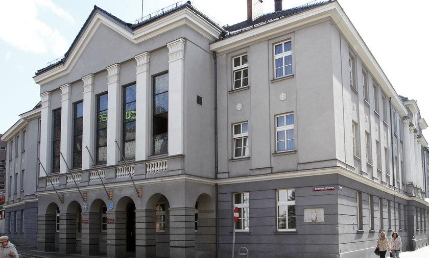 Urząd miasta w Rybniku