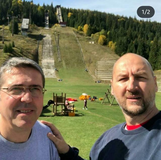 Samir Avdić i  Dino Rađa