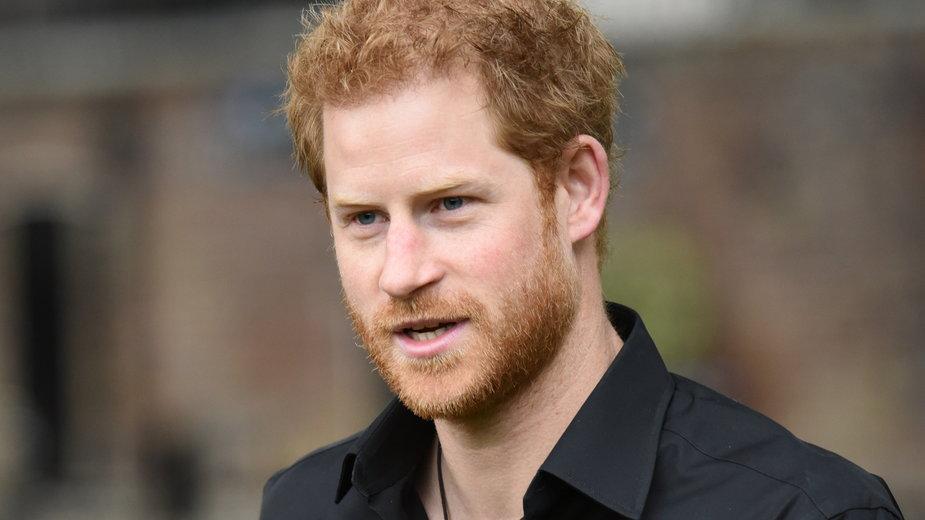 36-letni książę Harry wygląda dokładnie jak jego dziadek w podobnym wieku