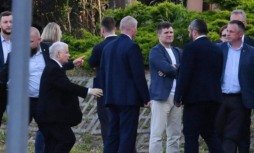 Spotkanie klubu PiS w Przysusze. Co Jarosław Kaczyński mówił na spotkaniu