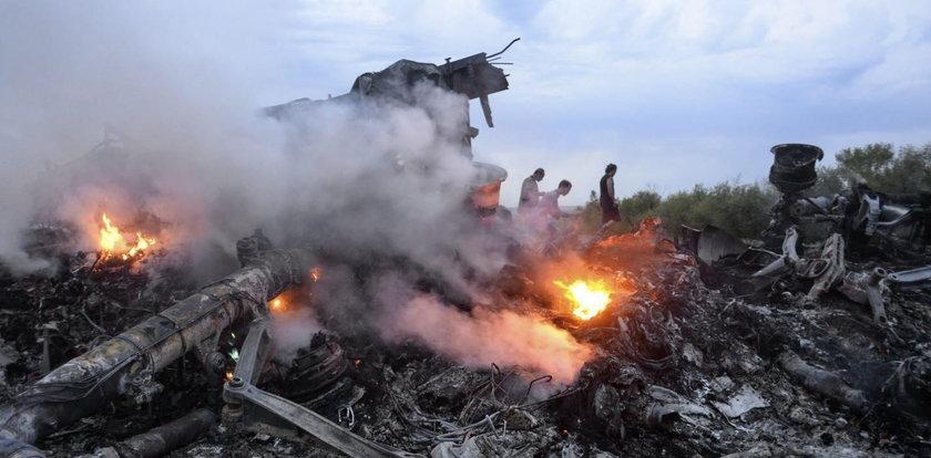 Katastrofa Boeinga 777. Zginęło 298 osób, bo doszło do pomyłki