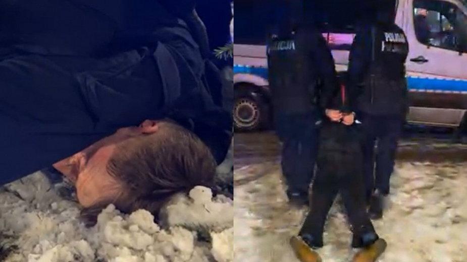 Policja zatrzymała Bartosza Kramka z fundacji Otwarty Dialog