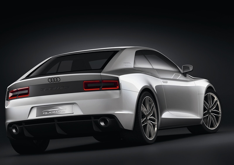 Audi Quattro is back!