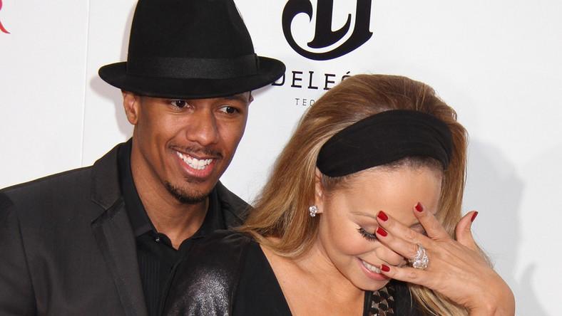 Mariah Carey i Nick Cannon nie mogą mówić o małżeństwie