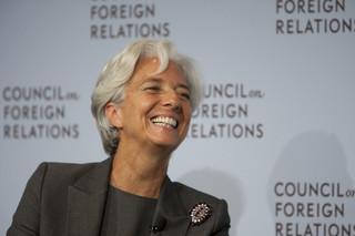 Lagarde: Brexit jednym z poważnych globalnych zagrożeń gospodarczych