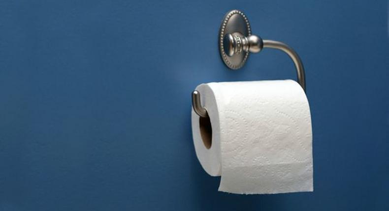 Toilet Paper roll (Courtesy)