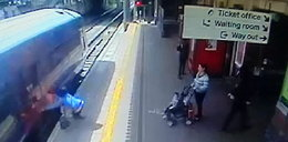 Straszna pułapka w pociągu. Można stracić rękę, a nawet życie