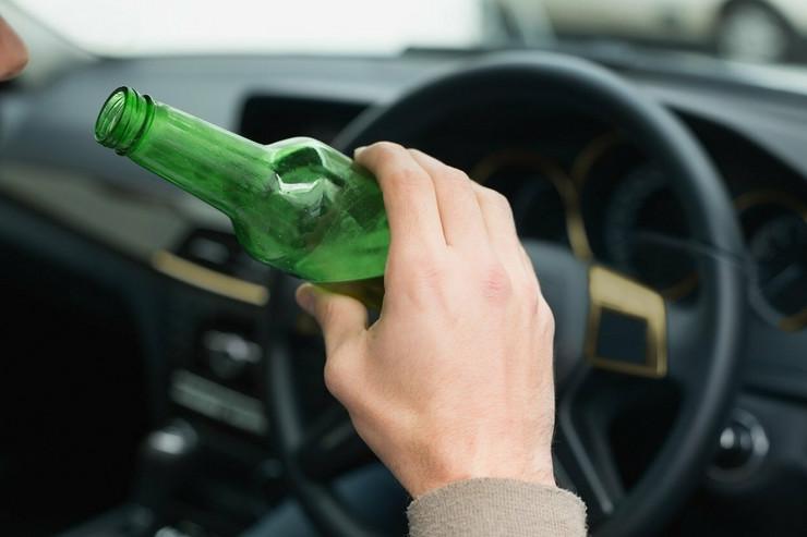 vožnja u pijanom stanju