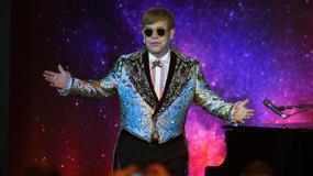Niepokojący incydent na koncercie Eltona Johna