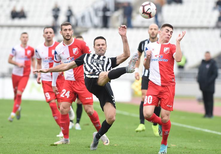 FK Partizan - FK Vojvodina