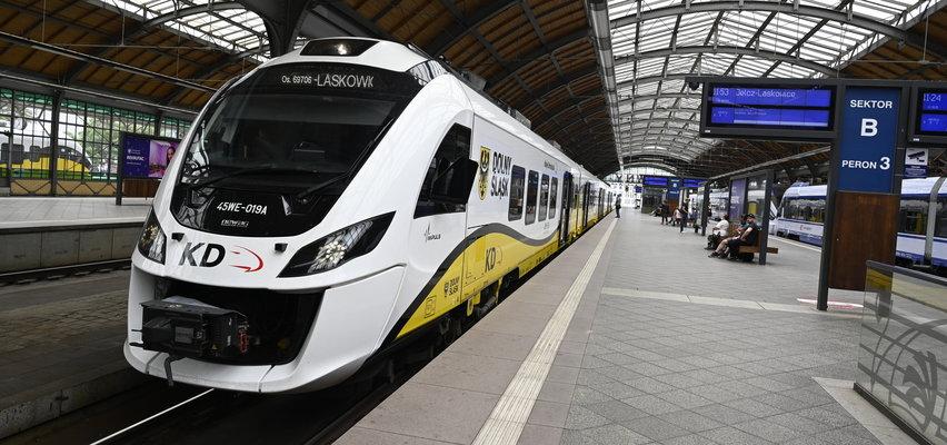 Pociągi do Czech i Niemiec wrócą w maju