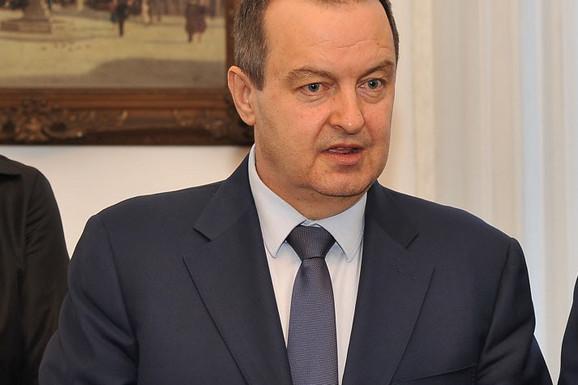 Dačić: Srbija nikada neće uvesti sankcije Rusiji uprkos pritisku