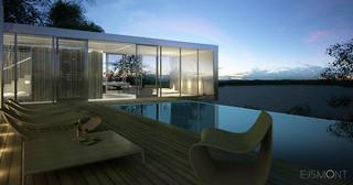 Nowatorski pomysł na dom: dwie propozycje, dwa style
